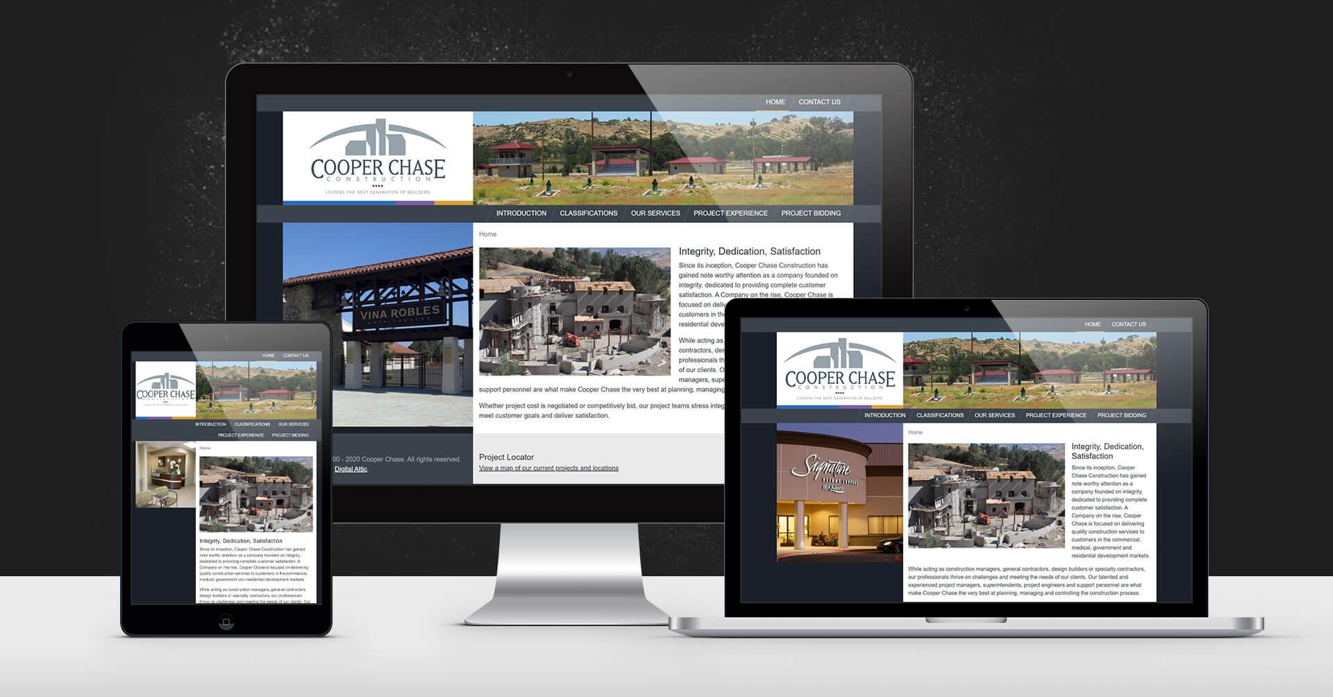 portfolio digital attic cooper chase construction devices