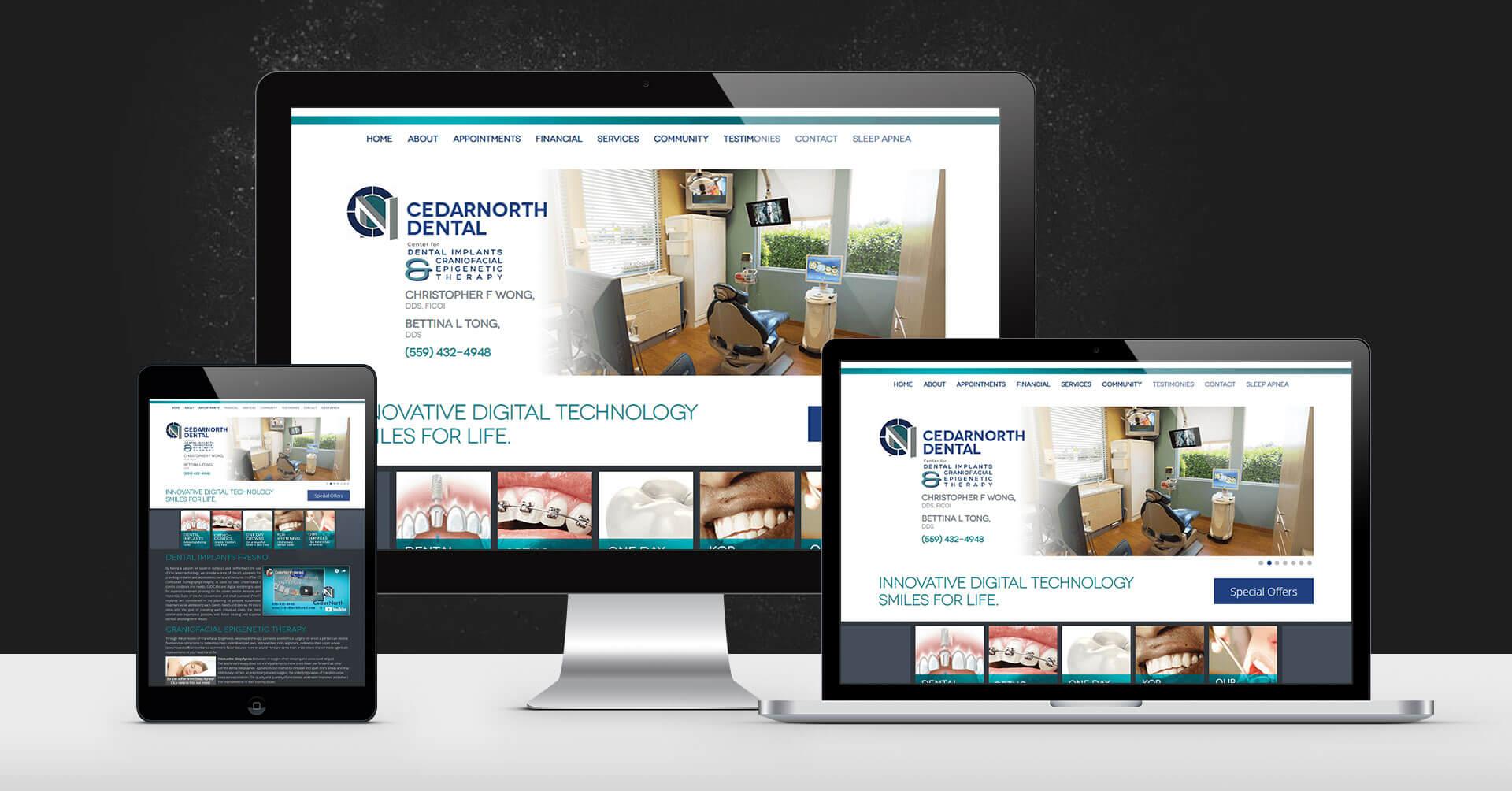 portfolio digital attic cedar north dental devices