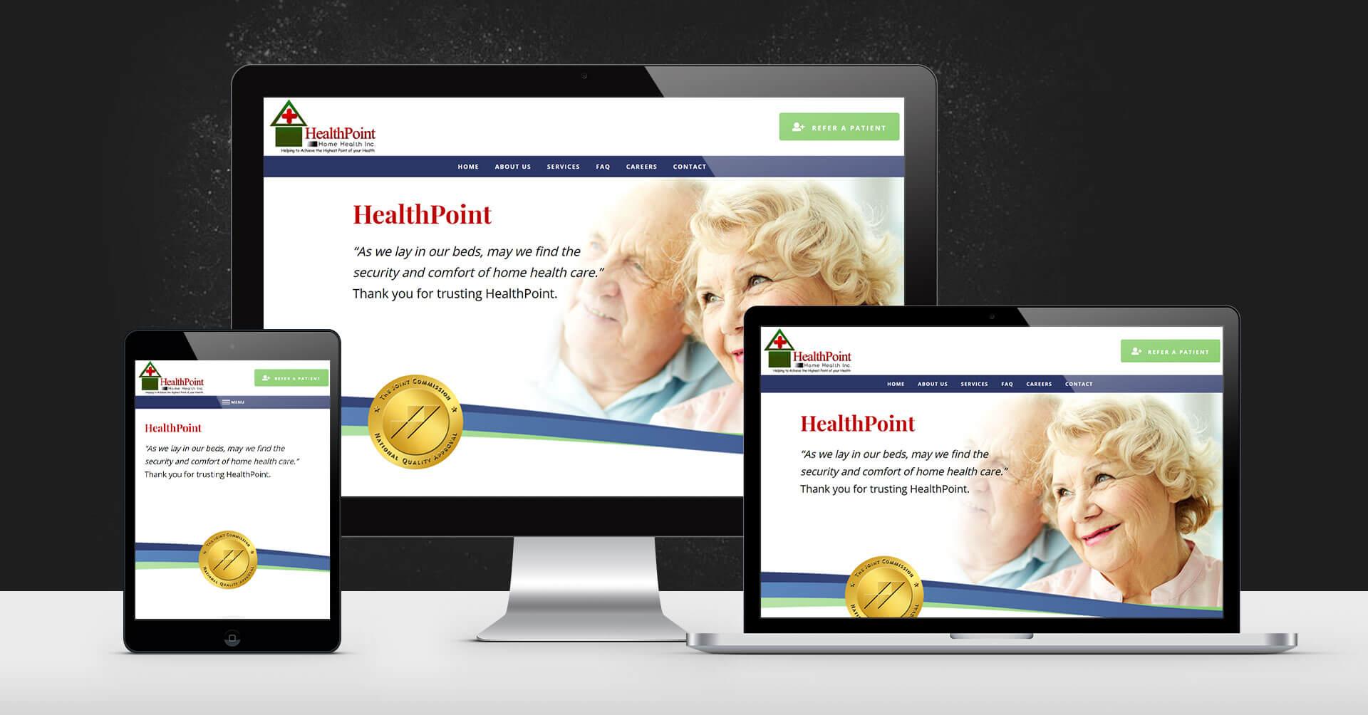 portfolio digital attic healthpoint home health devices