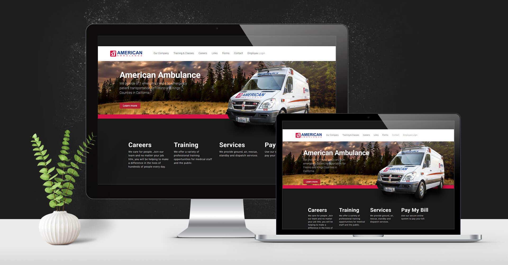 portfolio digital attic american ambulance device