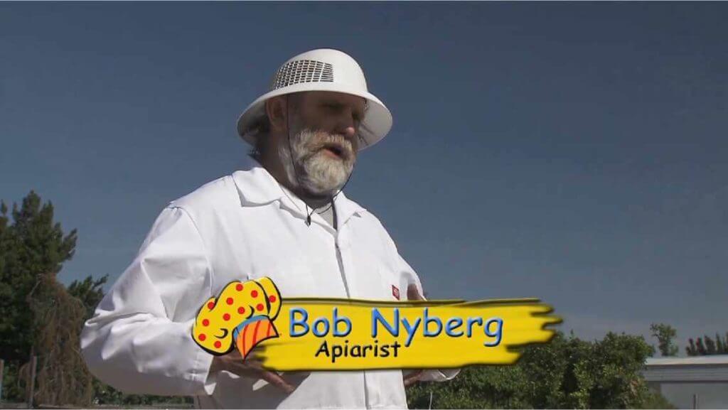 portfolio digital attic hey kids lets cook video screenshot of bob nyberg