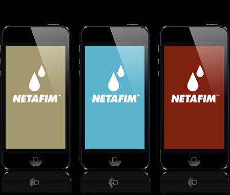 Portfolio Digital Attic Netafim USA Apps