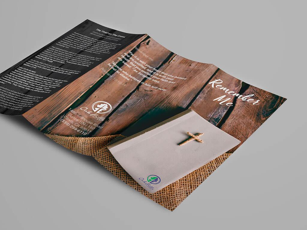 Digital Attic Brochure Samples Design Services