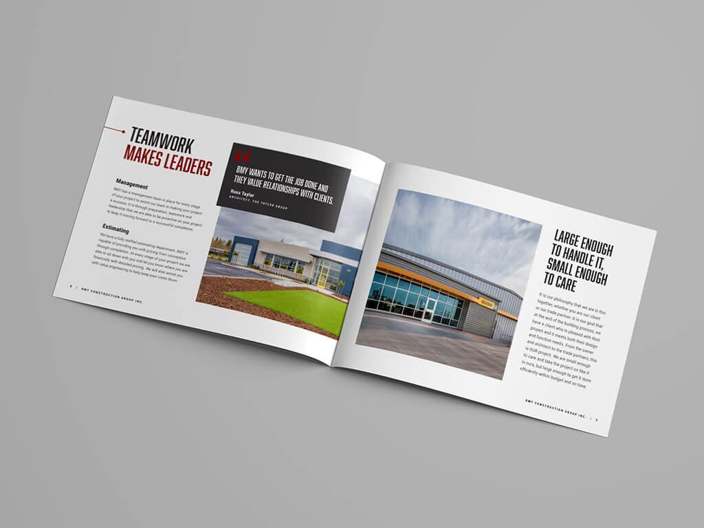 Digital Attic Brochure Vector Printing Design Services