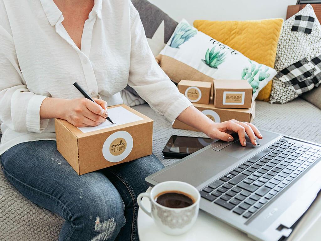 E-Commerce Web Service Provider