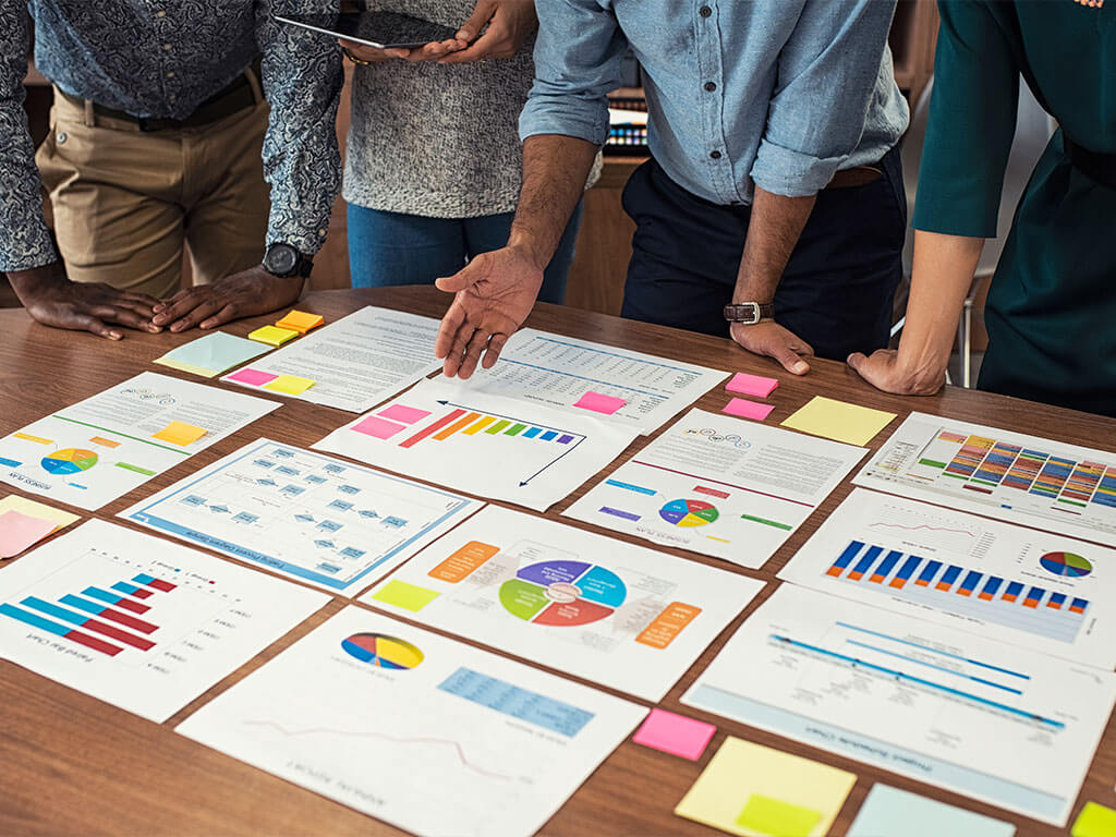 Services Digital Attic Project Progress Web Tracking Reporting