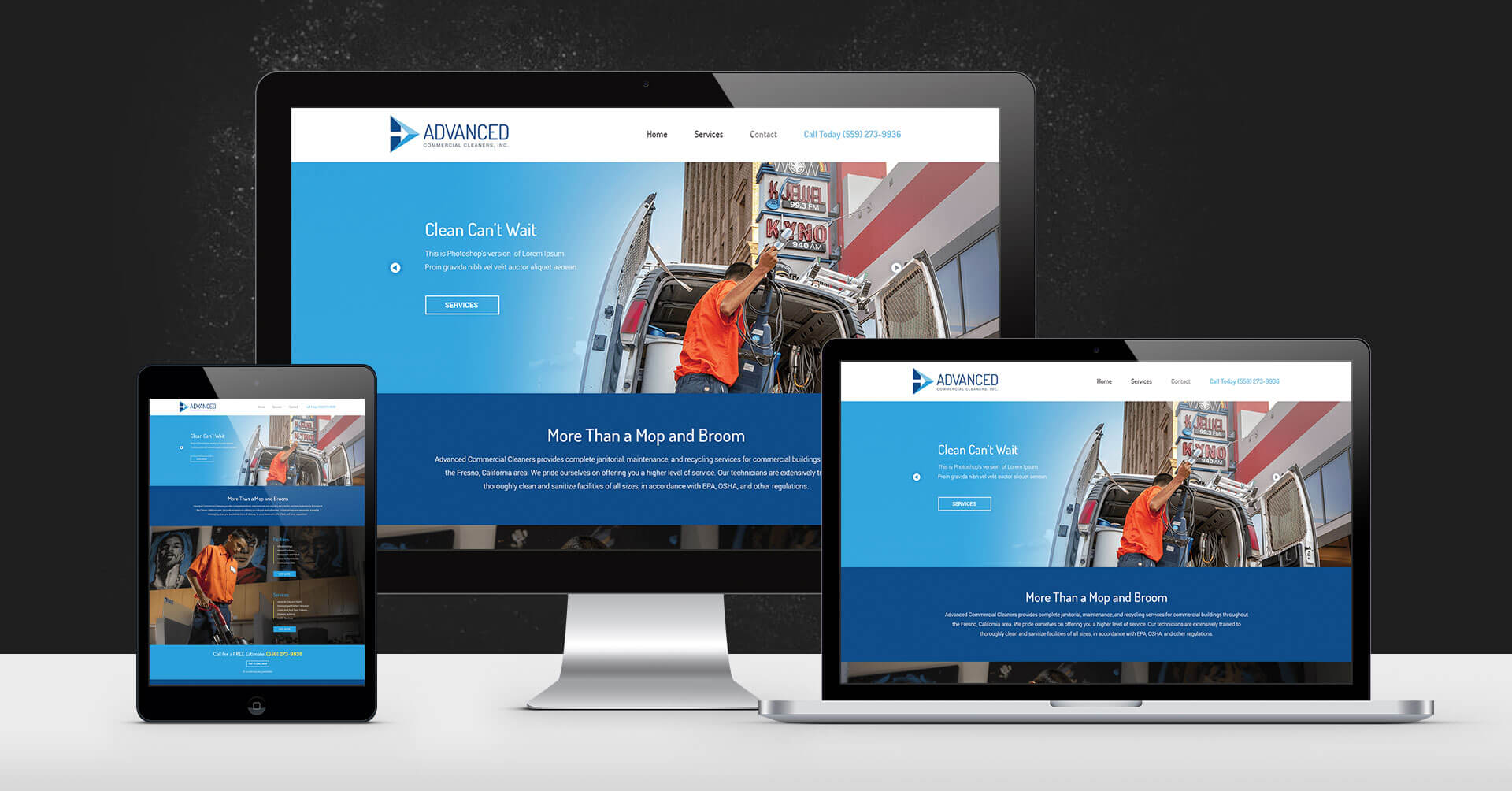 portfolio digital attic advanced commercial cleaners devices