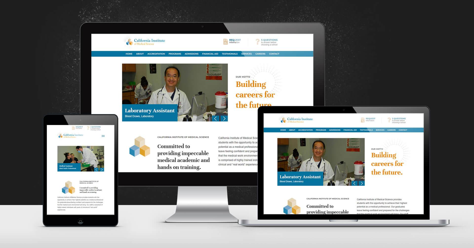 portfolio digital attic california institute of medical science devices