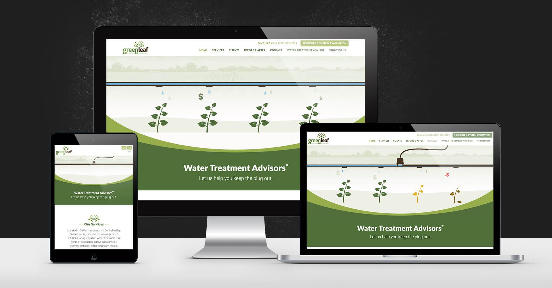 portfolio digital attic green leaf ag device