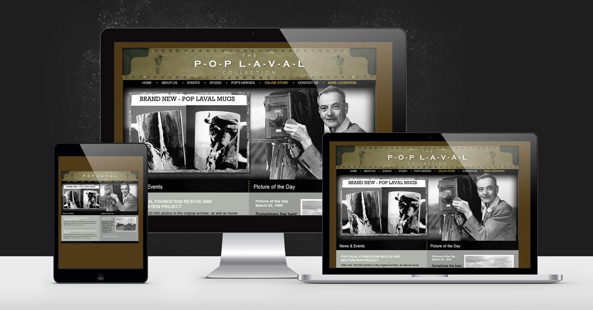 portfolio digital attic pop laval foundation devices