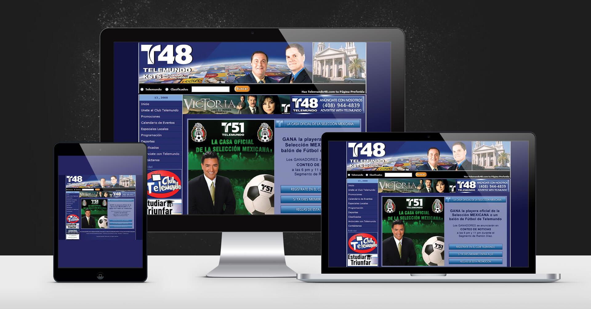 portfolio digital attic telemundo devices