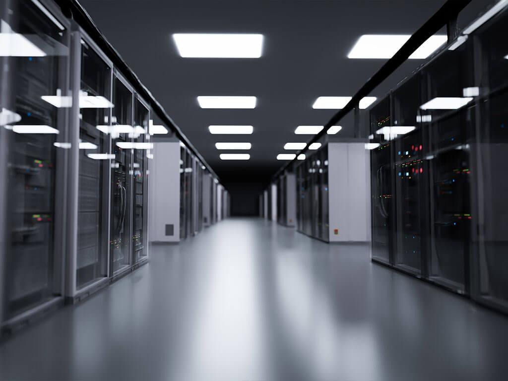 Services Digital Attic Managed Server Room Web Hosting