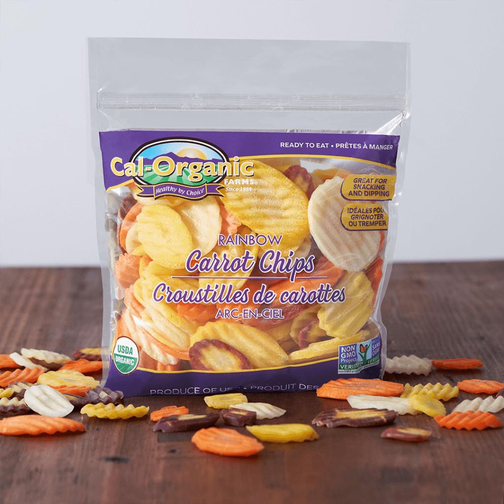 portfolio digital attic cal organic carrot chips