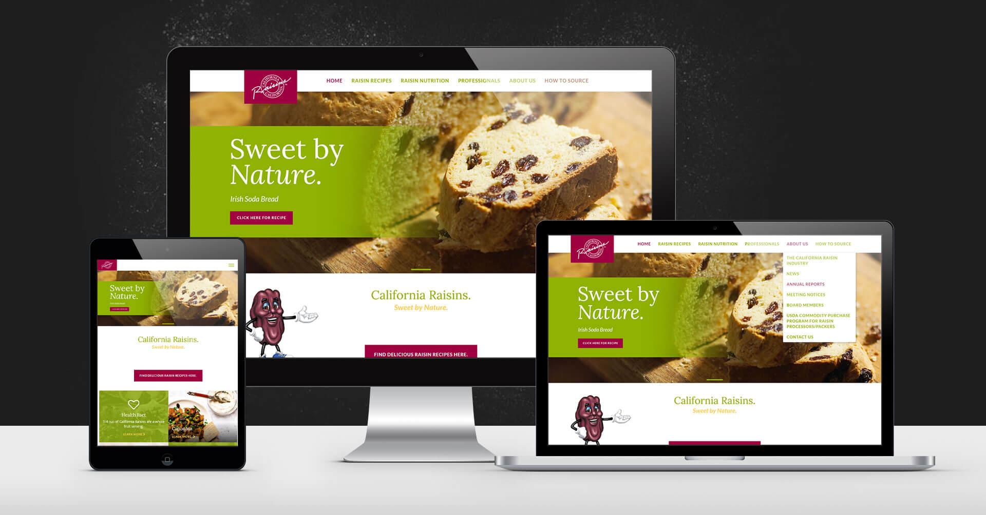 portfolio digital attic california raisins devices