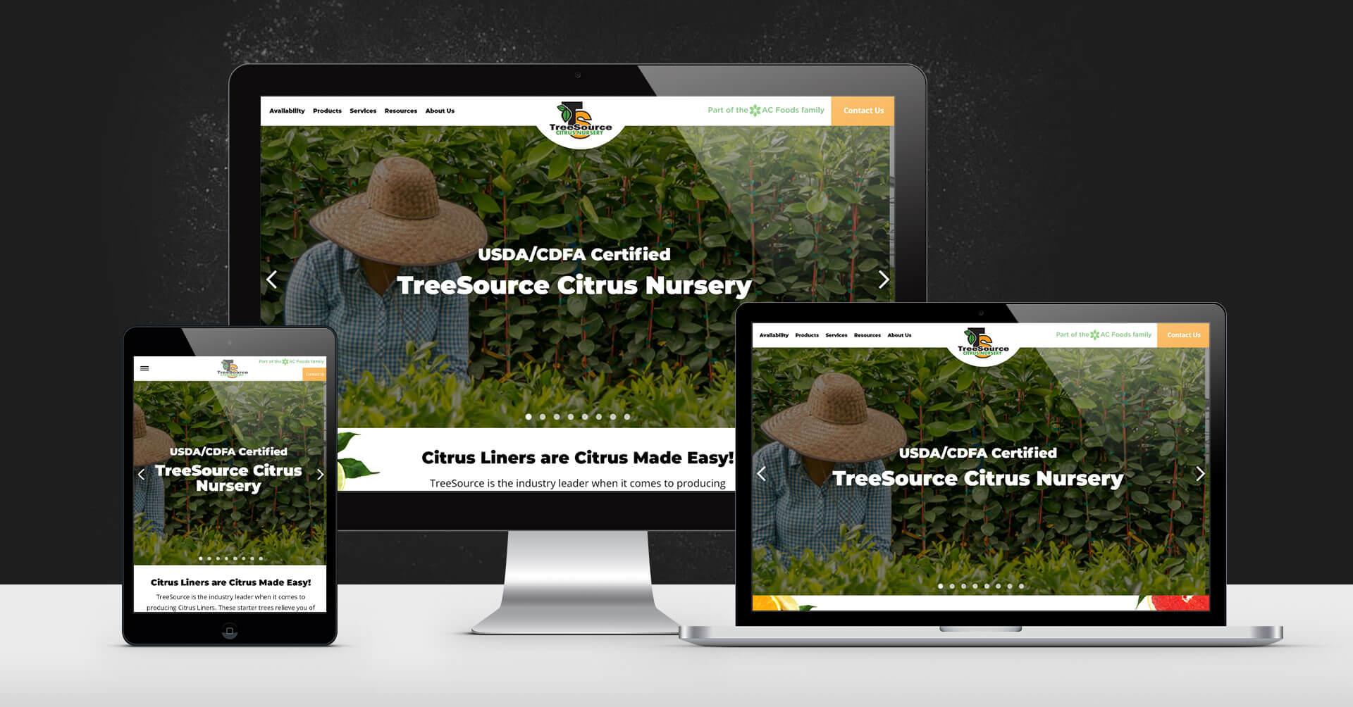 portfolio digital attic citrus tree devices on surface