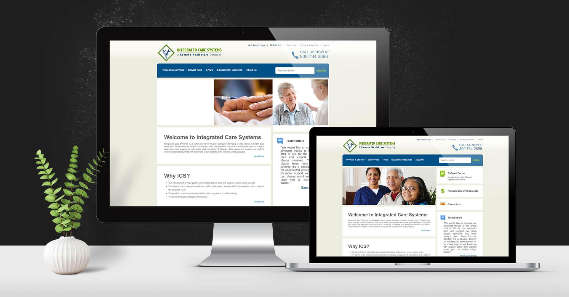 portfolio digital attic integrated care system device