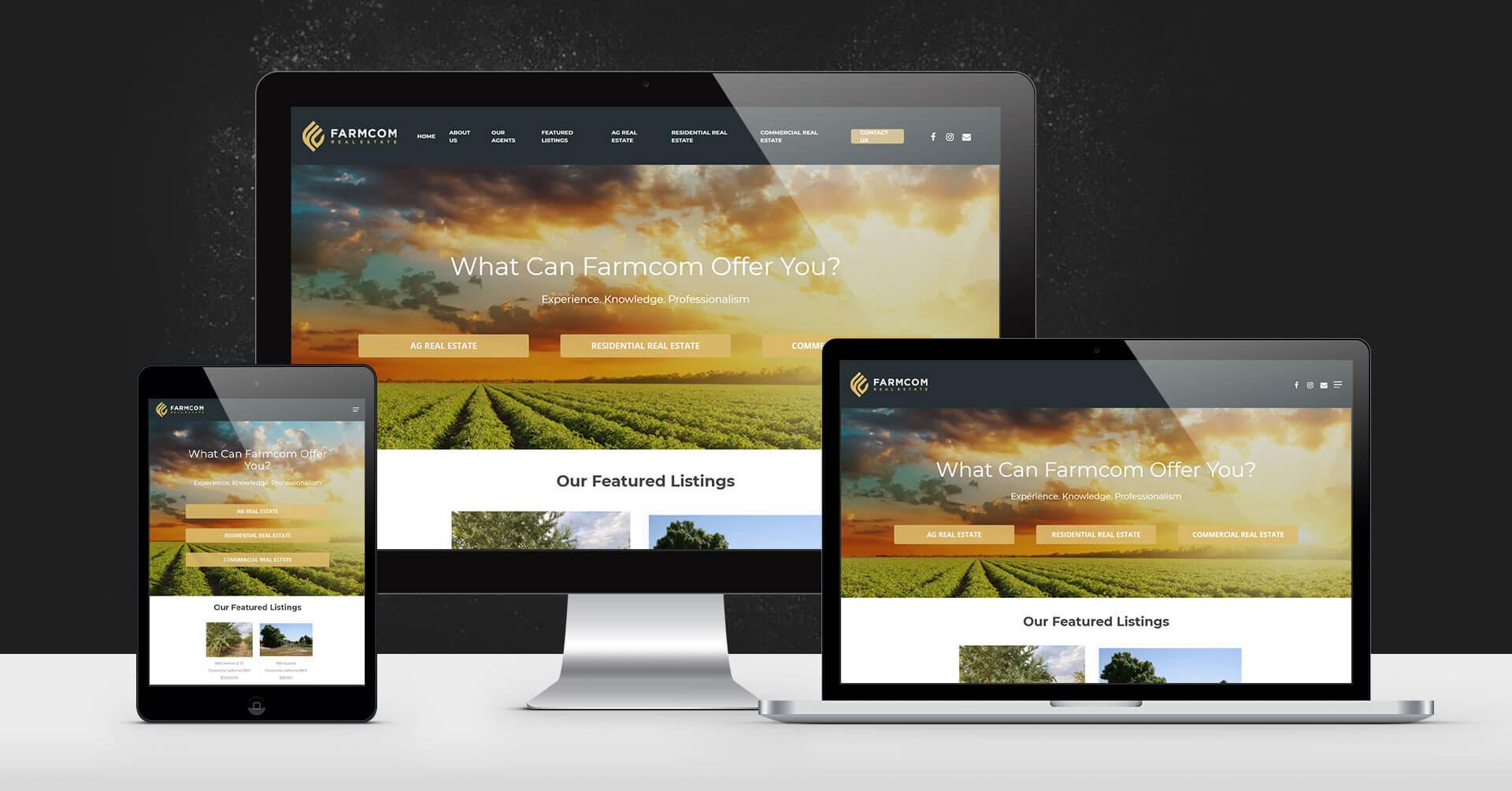 portfolio digital attic farmcom realtors devices