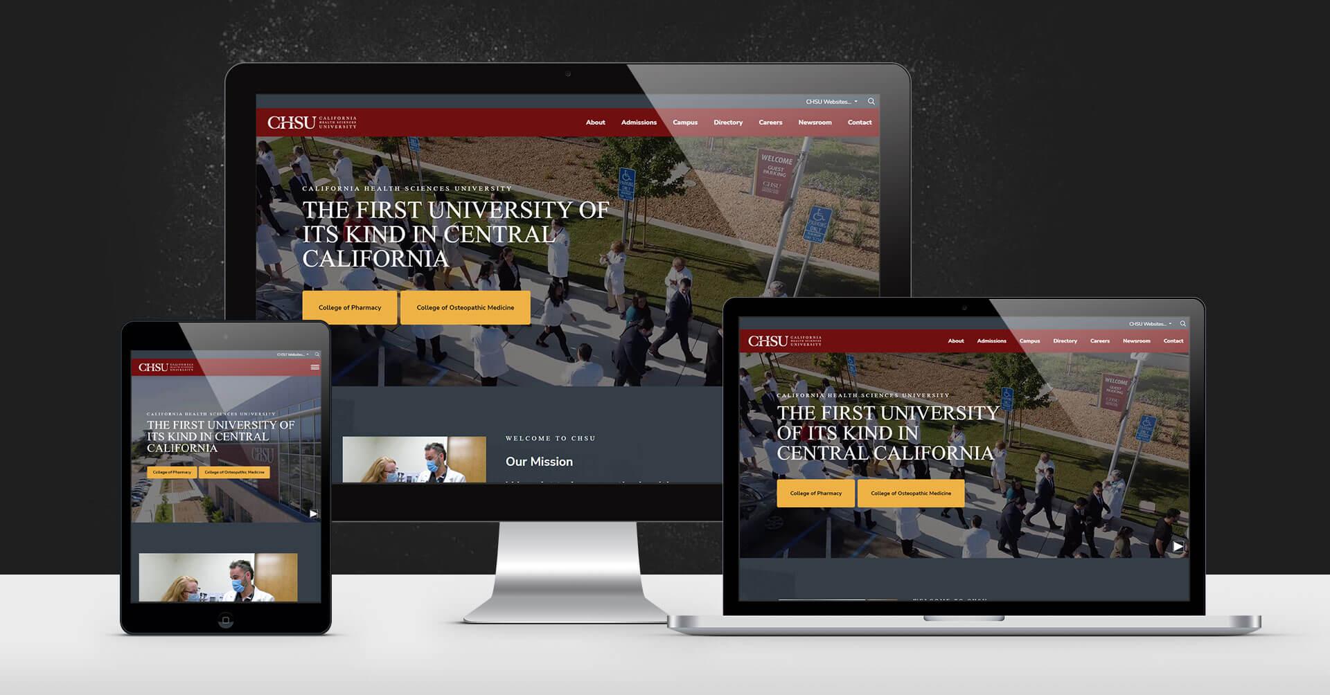 portfolio digital attic california health sciences university device images