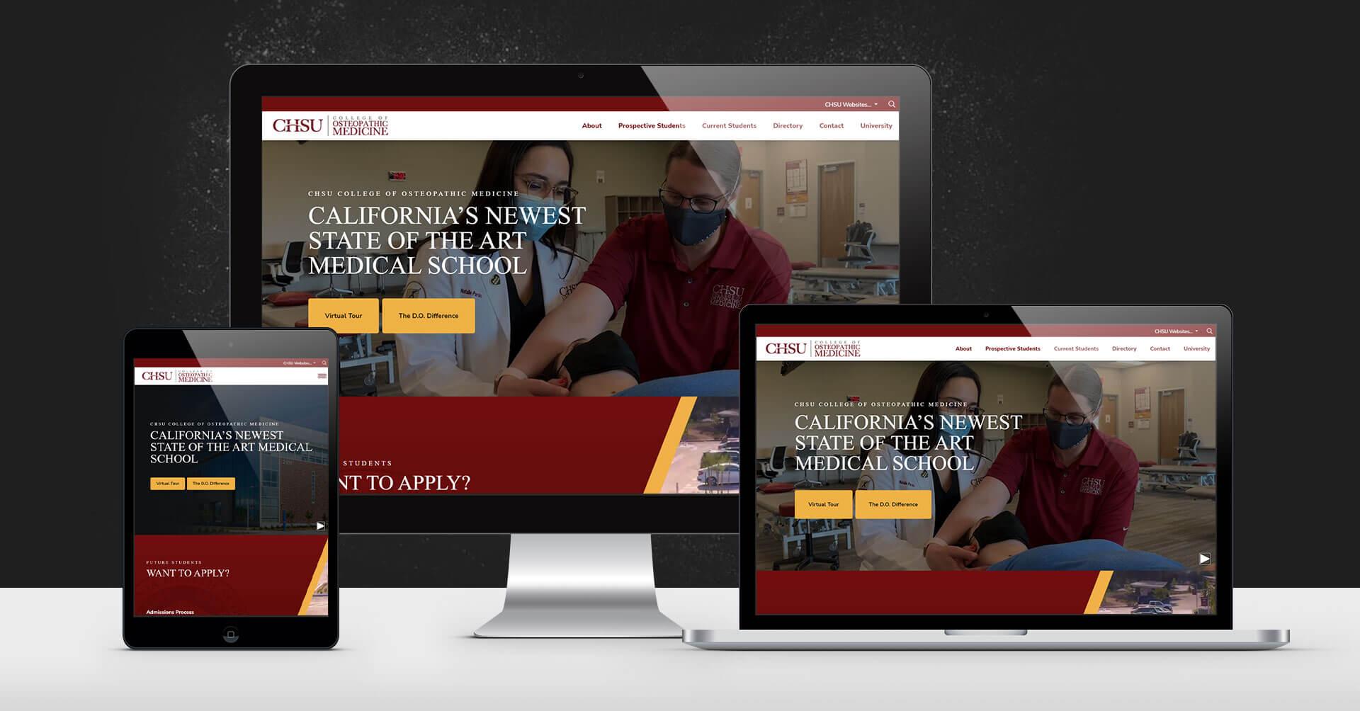 portfolio digital attic chsu college of osteopathic medicine device images