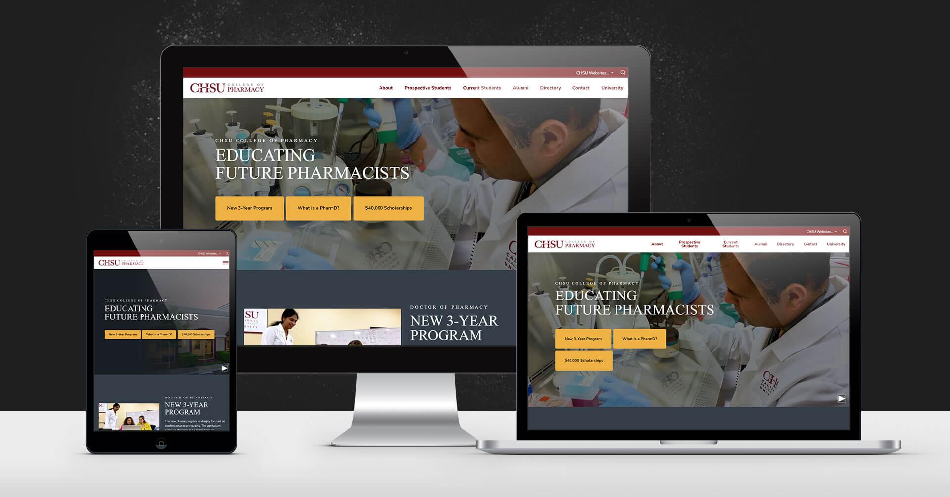 portfolio digital attic chsu college of pharmacy device images